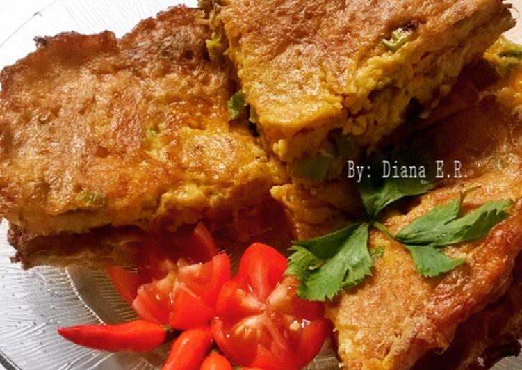 Resep Telur Dadar Padang Pr Recookrancakbana Yang Enak Banget Resep Dapur Ema