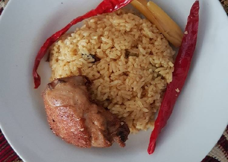 Nasi kare ayam - cookandrecipe.com