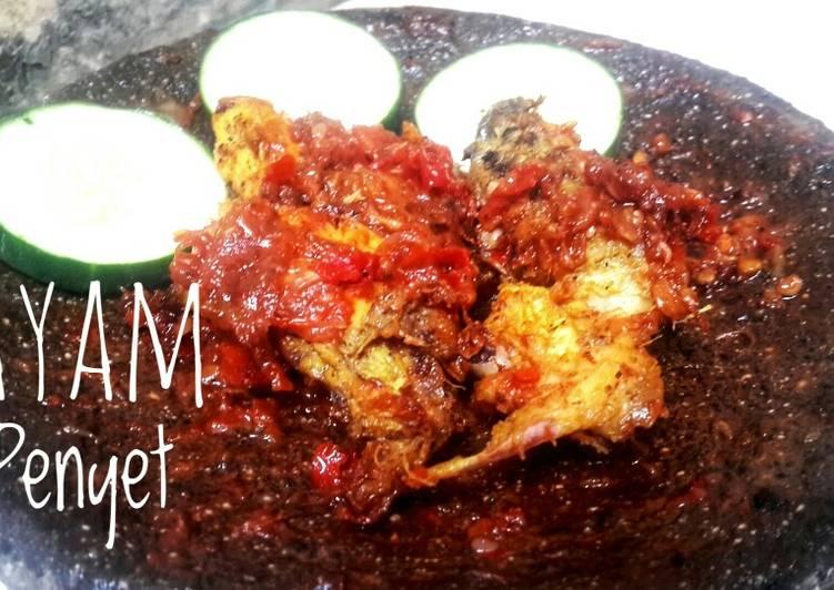 #Ayam Penyet #RabuBaru