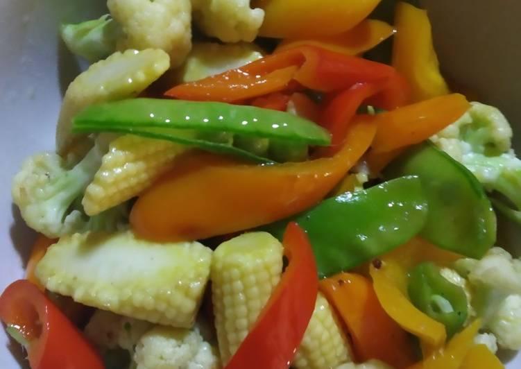 Sayur Sehat ala qu