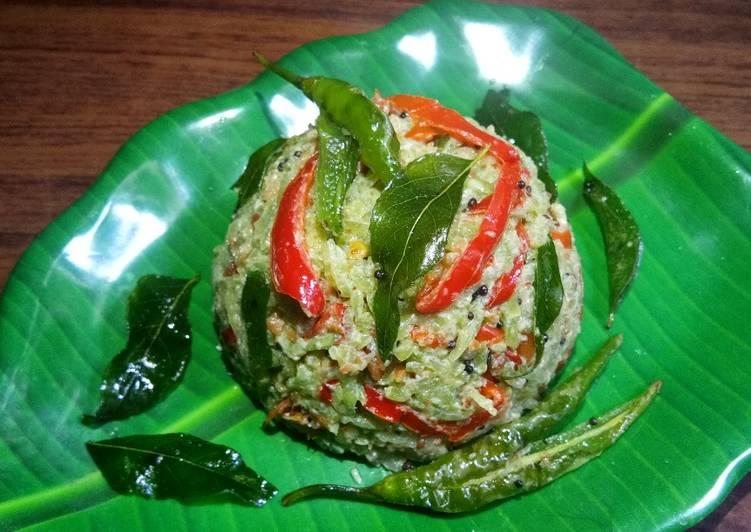 Snake Gourd Salad