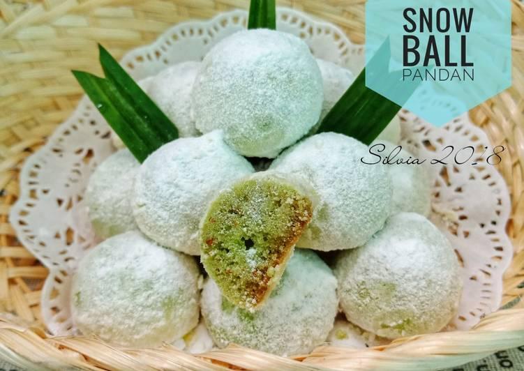 Snow ball pandan 12.06.18 #Bikinramadhanberkesan