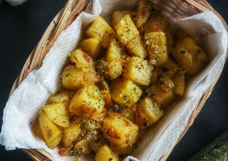 Potato Garlic