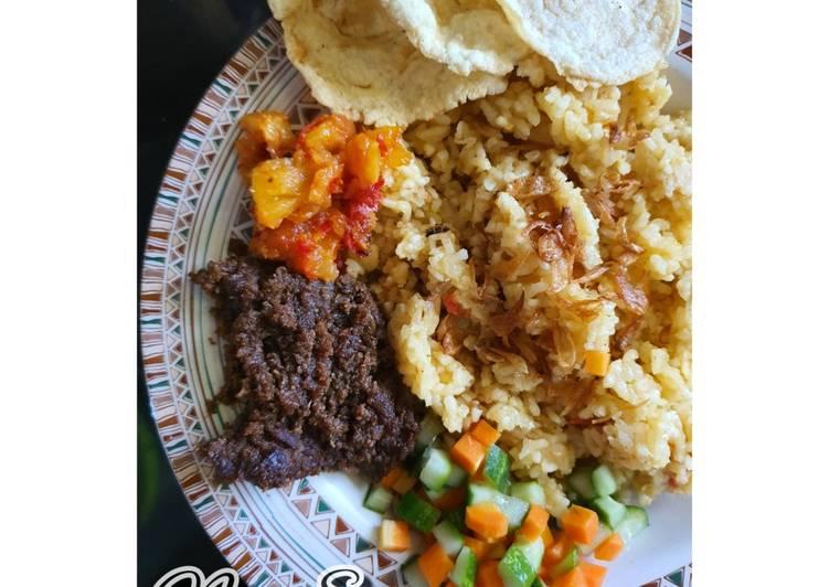 Nasi Samin a.k.a Nasi Minyak