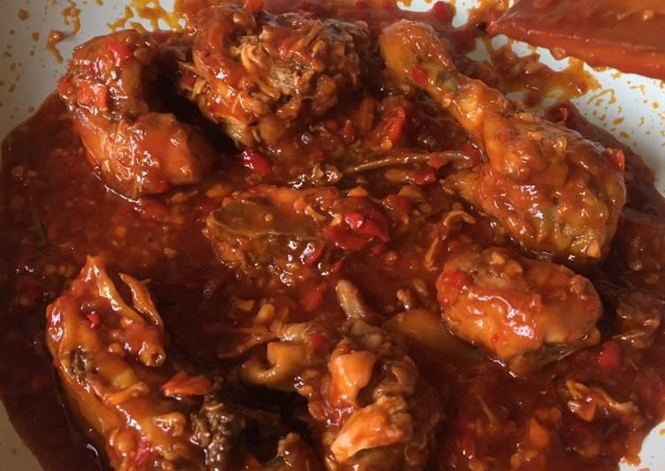 5 Cara Bikin Ayam Goreng Saus Padang Yang Enak Cookandrecipe Com