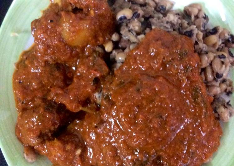 Steps to Make Most Popular Beans with stew