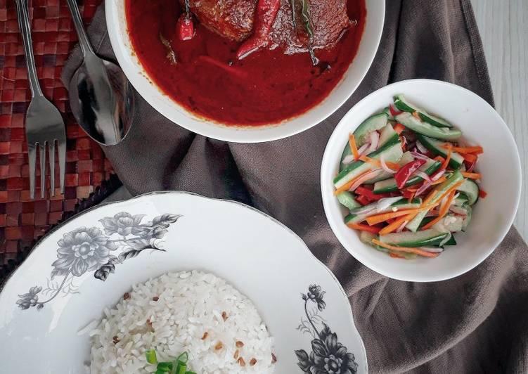 Resipi Nasi Dagang Terengganu Phopbylinimohd Batch17 Oleh