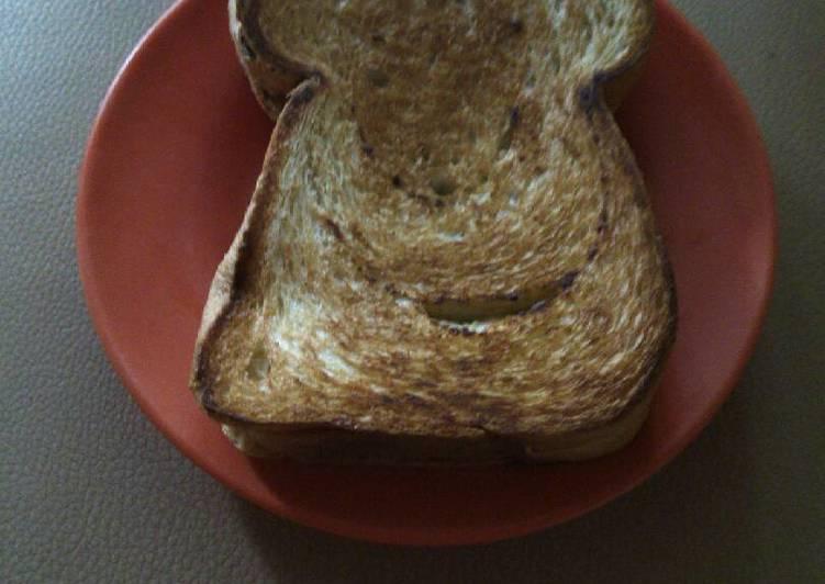 Roti bakar kilat