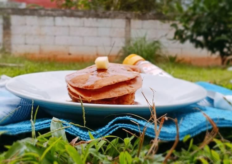 Pancake kulit pisang🍌