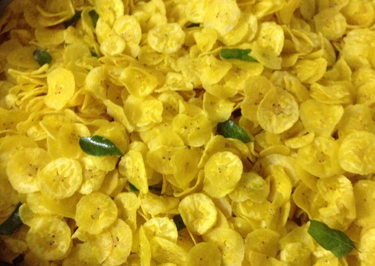 Kaya Varuthathu/Banana Chips, Some Foods That Benefit Your Heart