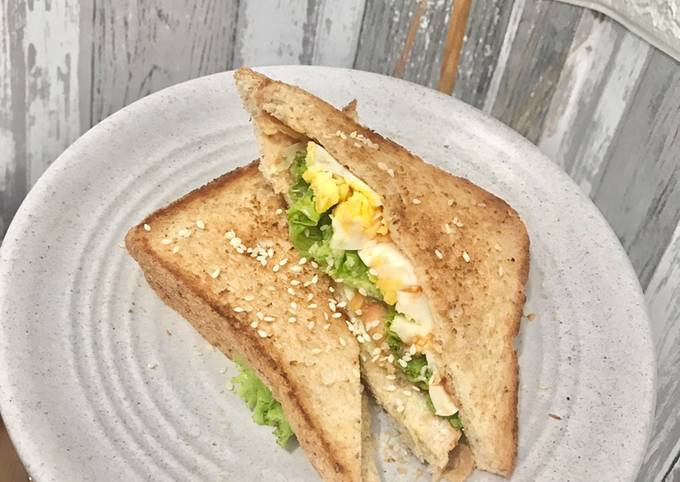 Roti gandum untuk diet kurang lebih 250 kalori