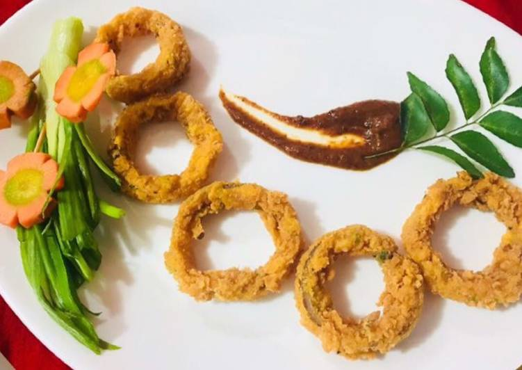Easy Recipe: Perfect Whosayna's Mexican Onion Rings