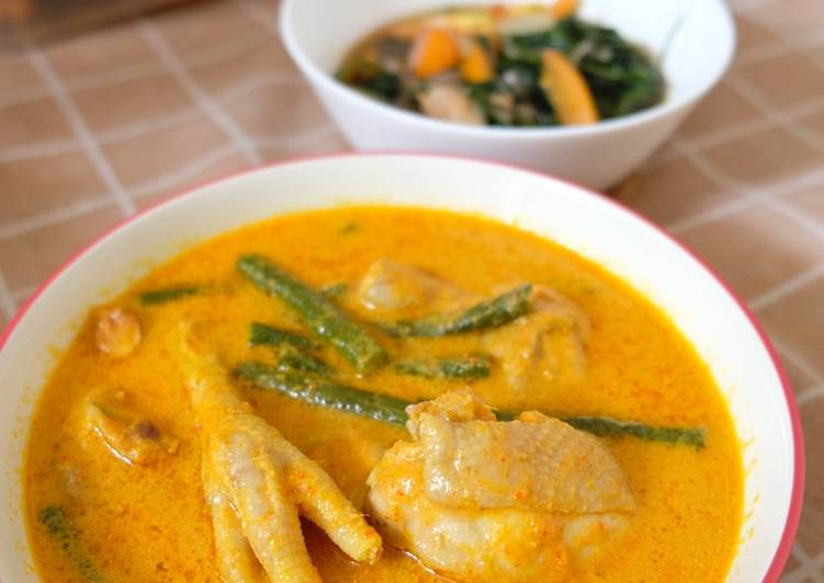 Resep Gulai Ayam Yang Gampang Lezat