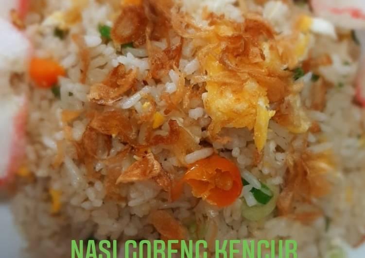 Nasi Goreng Kecur