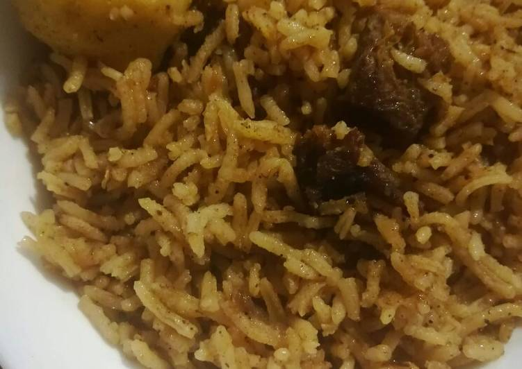 25 Minute Recipe of Any Night Of The Week Beef pilau