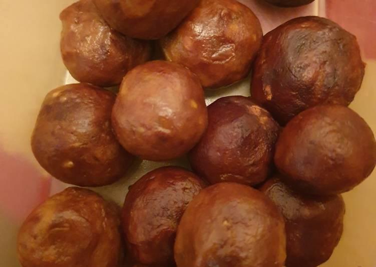 Steps to Prepare Homemade Energy balls