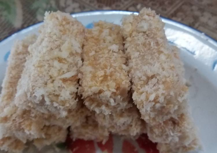 Nugget homemade mpasi 1+