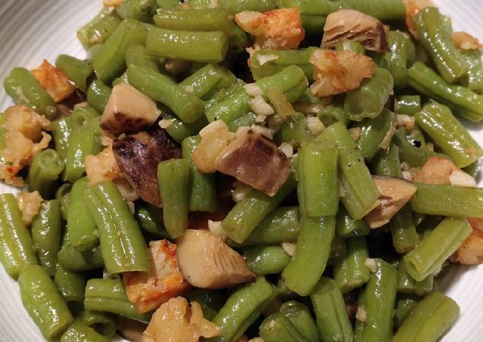 Recipe of Super Quick Homemade Sauteed String.Beans