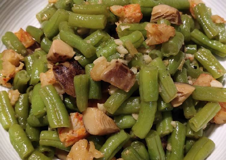 Steps to Make Favorite Sauteed String.Beans