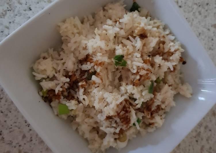 Chicken & Egg fried Rice