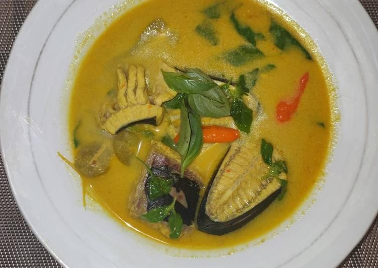 Gulai Ikan Pari