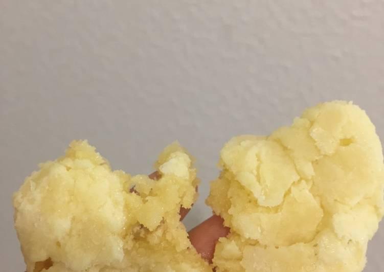 Cookies Lemon Legit Di Tengah Renyah Di Luar