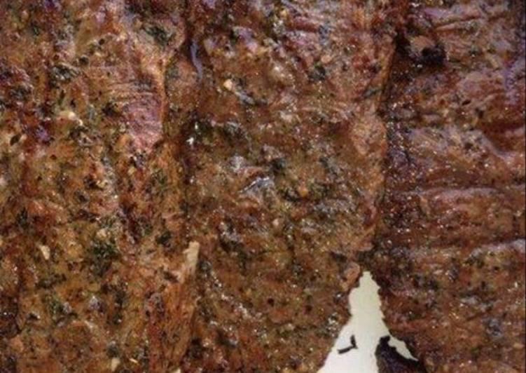 5 Minute Step-by-Step Guide to Prepare Homemade Steak marinade