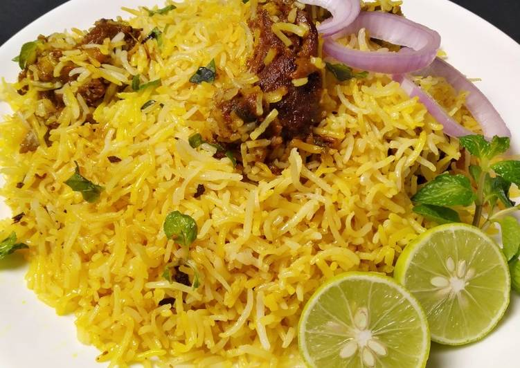 What is Dinner Easy Quick Mutton Biryani