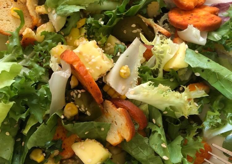 MangoDB Salad