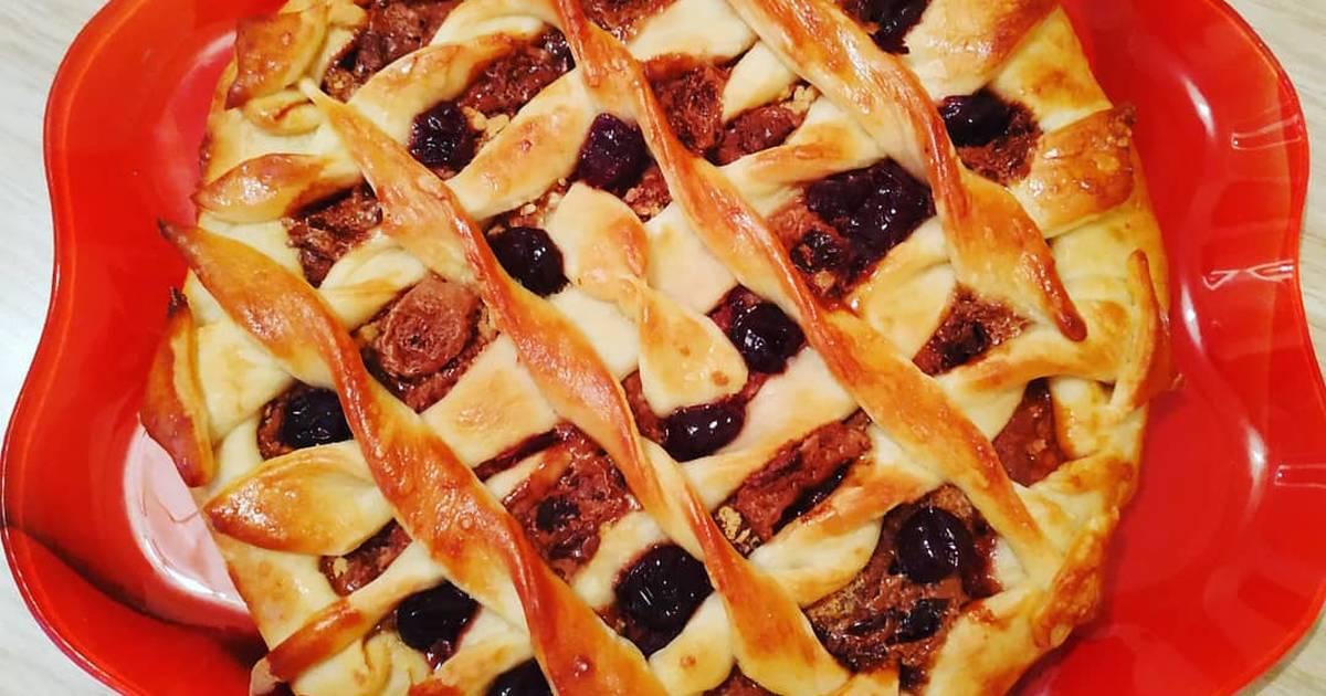 Сладкие пироги рецепты с фото по домашнему