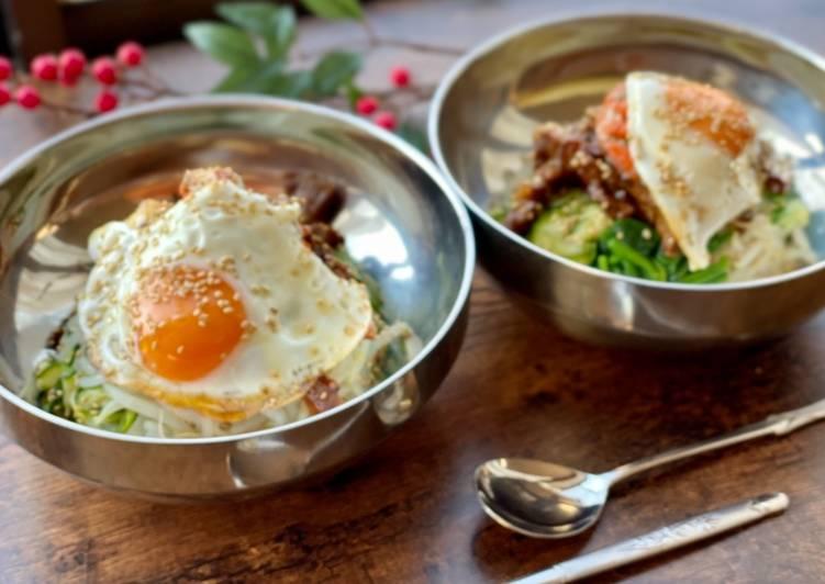 Top 100 Dinner Ideas Blends Korean Bibimbap