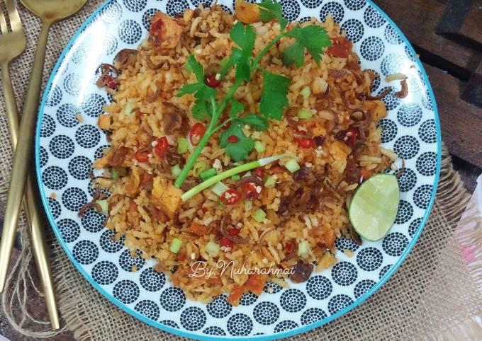 Nasi Goreng Campur