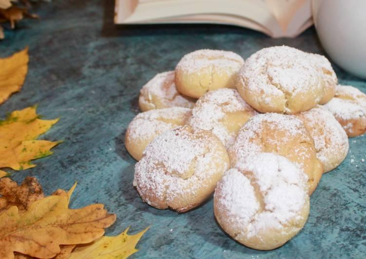 Cookies moelleux au citron
