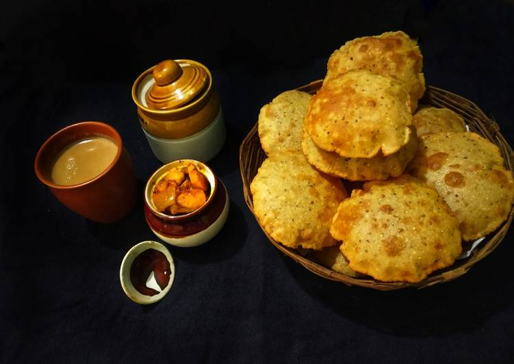 How to Prepare Favorite Ajwain wali Poori