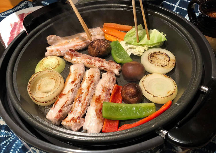 Simple Way to Prepare Any-night-of-the-week Yakiniku