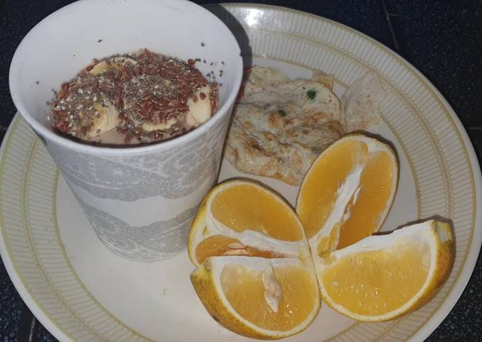 Nutritous and Filling Breakfast