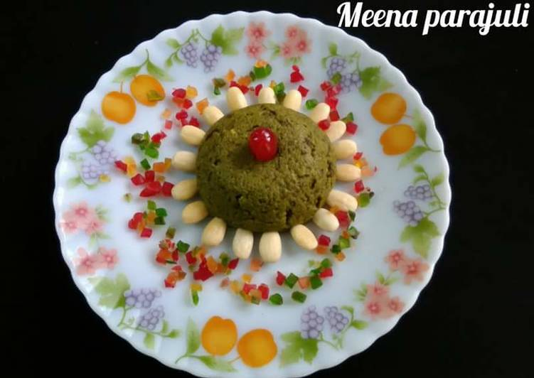 Step-by-Step Guide to Make Any-night-of-the-week Louki n palak ka halwa