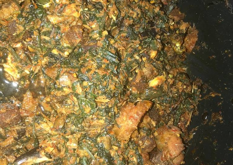 Easiest Way to Make Quick Efo
