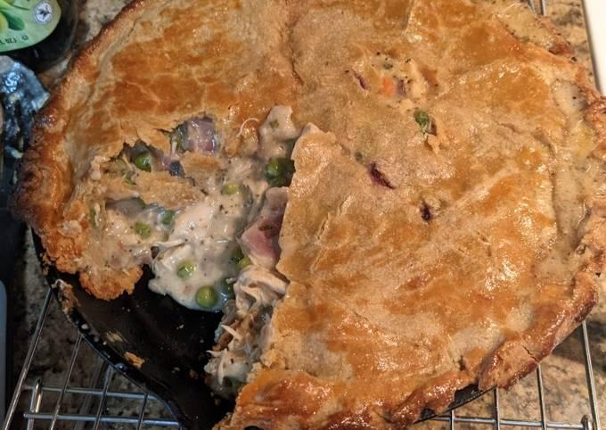 Jo's Chicken Pot Pie Filling