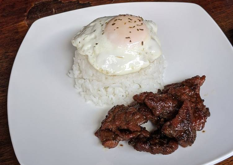 Recipe of Perfect Tapsilog