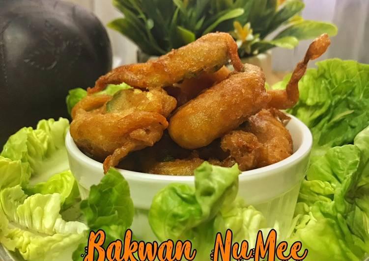 Bakwan NuMee - resepipouler.com
