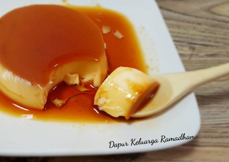 Japanese Custard Puding