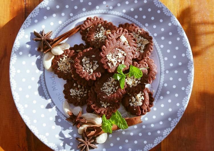 Kue Kering Coklat Mete