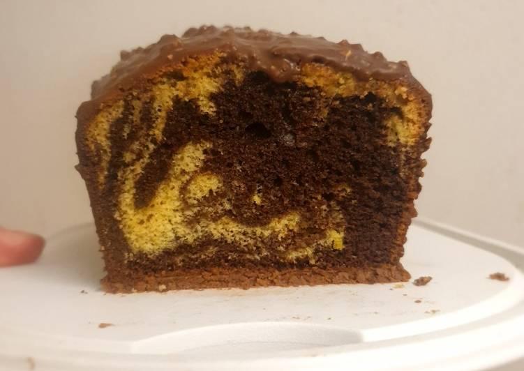 Recette De Cake marbré de Cyril Lignac