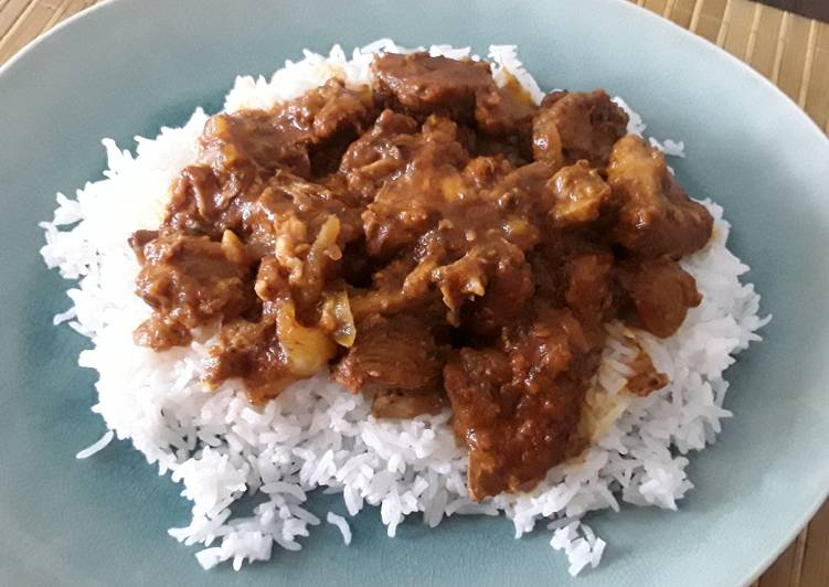 Sig's Simple Rogan Josh