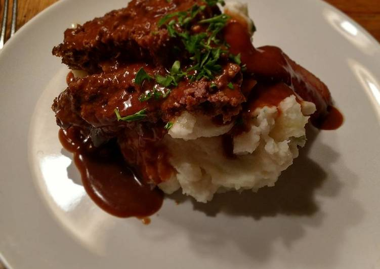 Recipe: Tasty Perfect Meatloaf