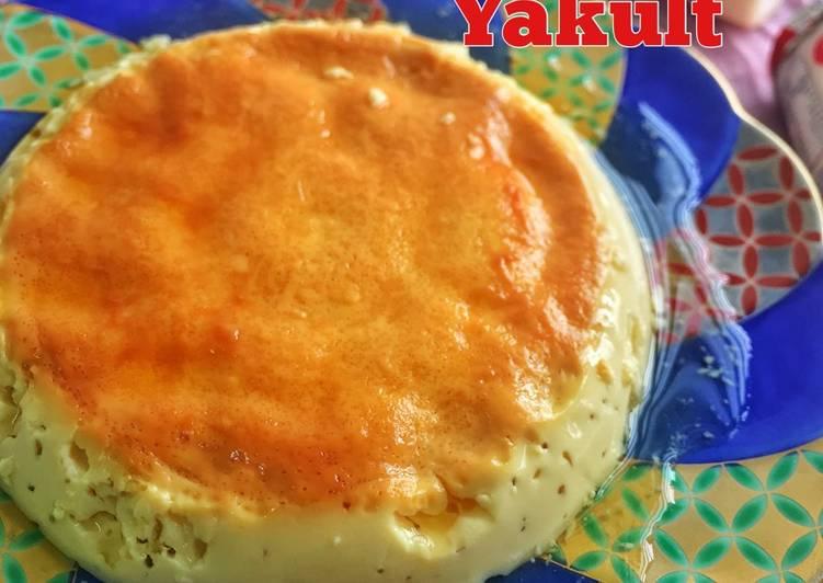 Puding Caramel Yakult - velavinkabakery.com