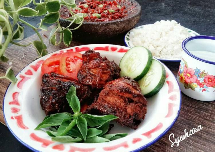 9 ~ 3 Ayam Panggang