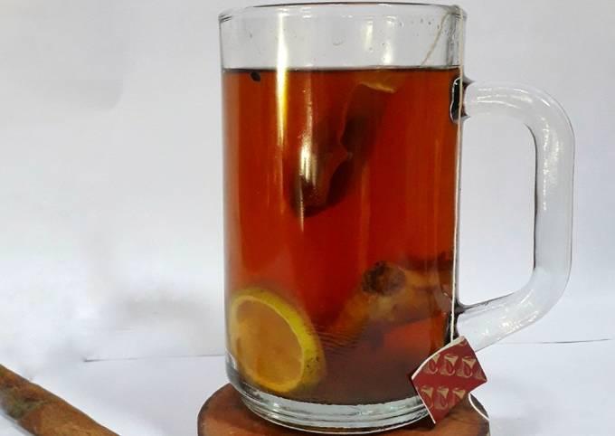 298.Chai Tea segar/mengobati flu