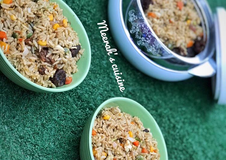 Recipe: Delicious Chinese Fried rice